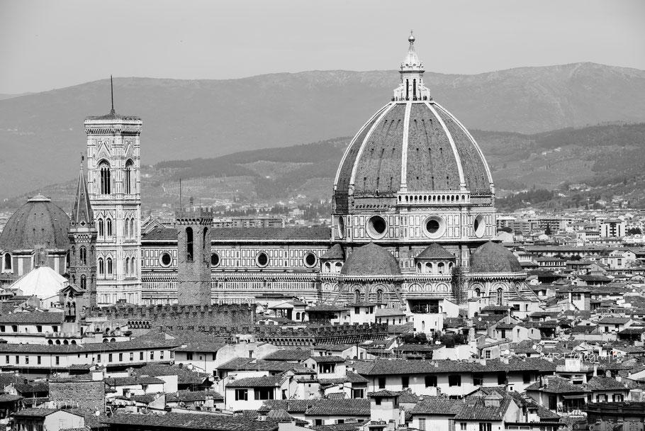 Duomo Santa Maria del Fiore Florence, Toscane
