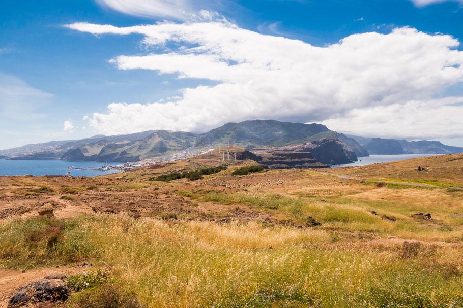 Ponta de Sâo Lourenço, Madeira