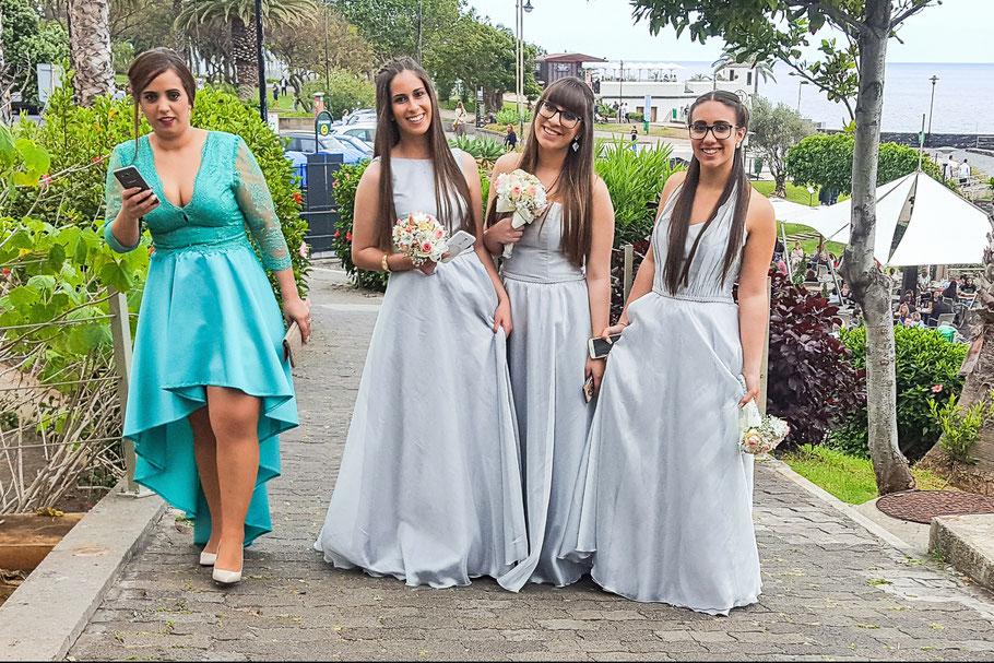 Bruidsmeisjes, Madeira