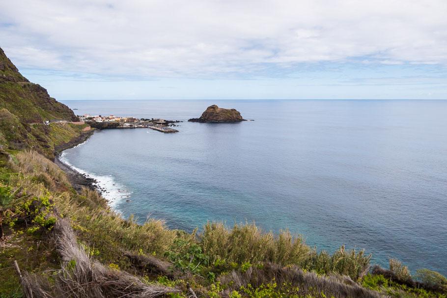 Porto Moniz en  Ilhéu Mole, Madeira