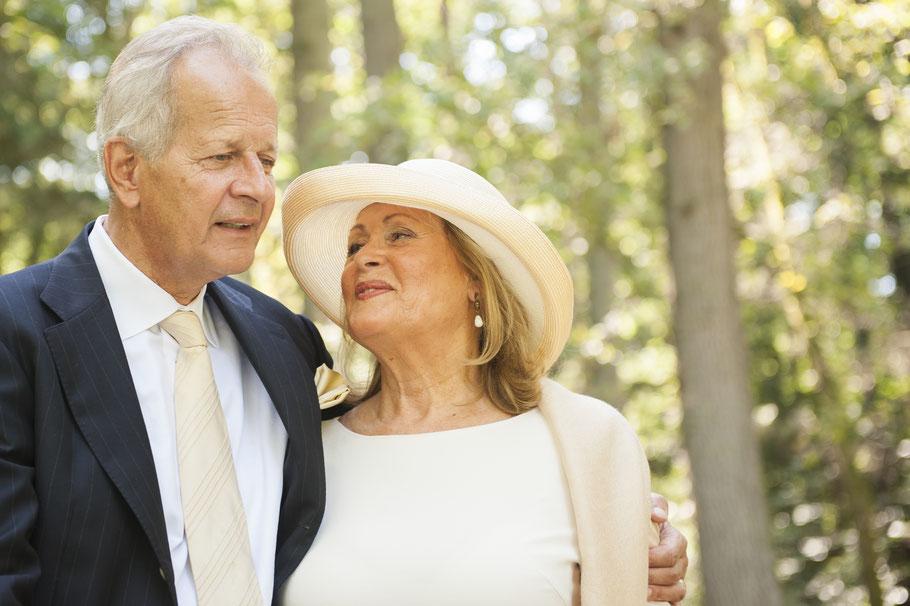 Huwelijk Han en Annemarie in het Roode Koper/Leuvenum