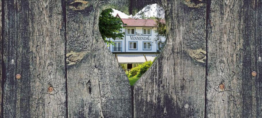 Hotel Villa Vennendal te Nunspeet