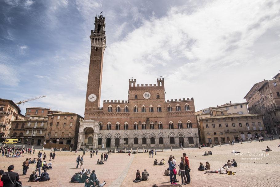 Piazza del Campo, Siena