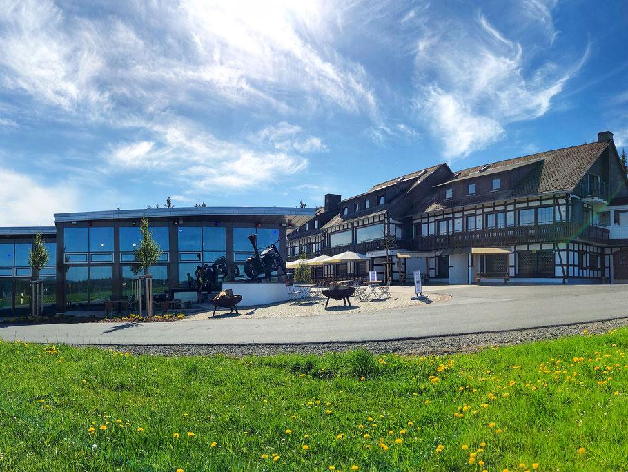 3-Sterne-Hotel in Winterberg mit Schwimmbad - Sauerland-Urlaub günstig buchen
