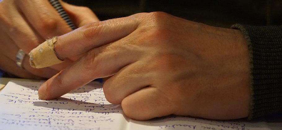 Ich schreibe gerne Texte und entwickle Content für Ihre Homepage, Prospekt, Katalog, Werbung u.v.m.