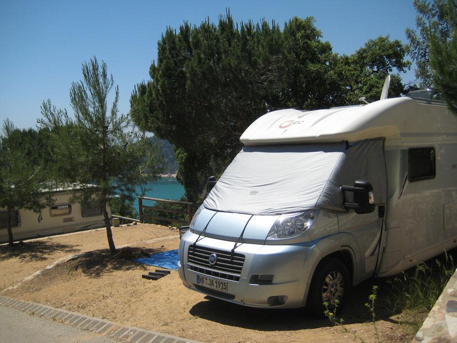 Spanien 08.05. - 30.05.2010