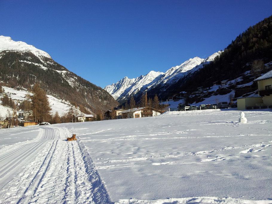 Sölden Österreich 28.12.2012 - 07.01.2013
