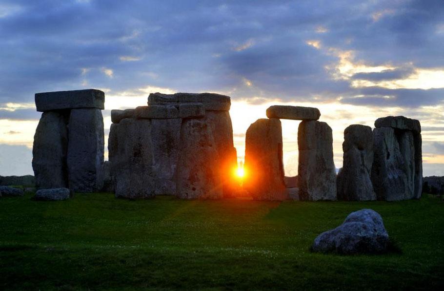 """Steinkreis Stonehenge, weitere Fotos aus England finden Sie in unserer Rubrik """"Fotos & Videos"""""""