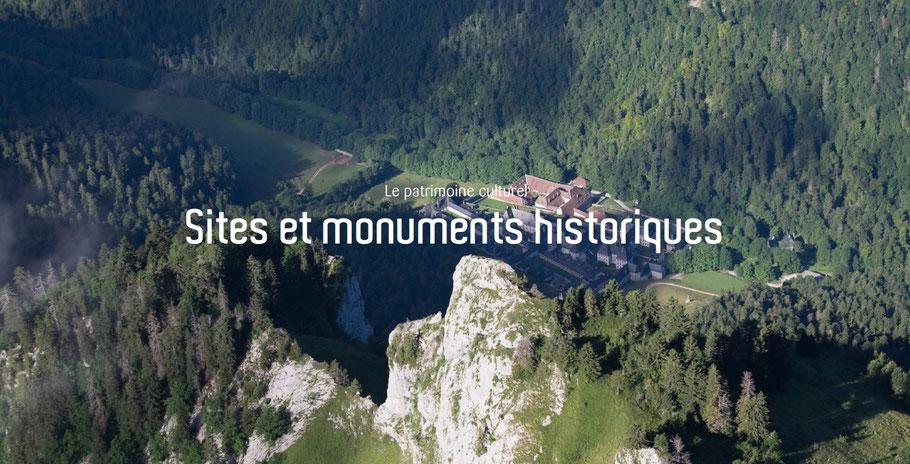 Chartreuse-Patrimoine-Monuments-Alps-Alpen