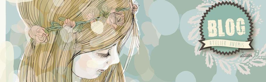 Zeichnung Tablet, Atelier Anomis