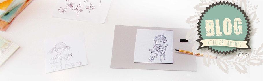 Illustration, Zeichnung