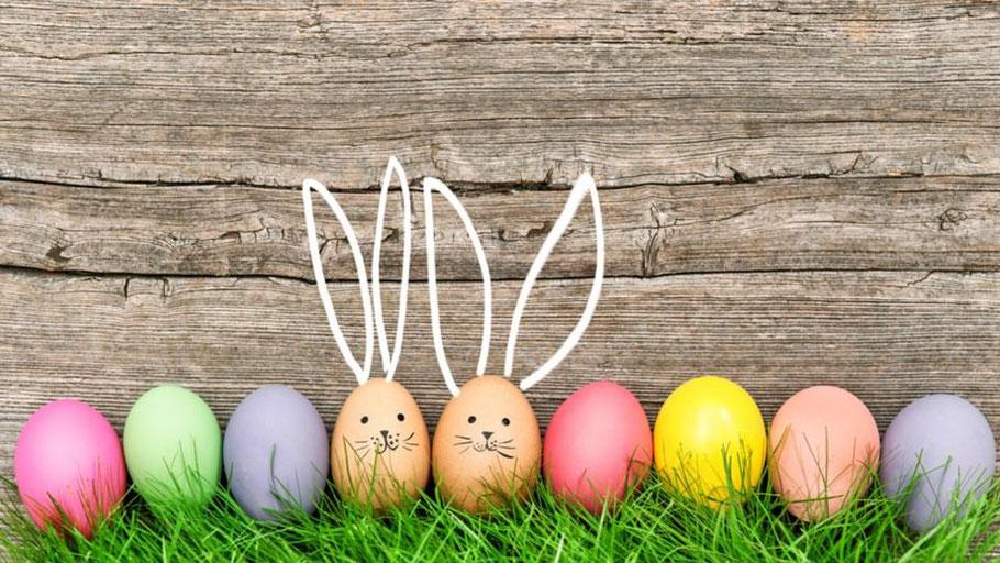 Easter gift vouchers