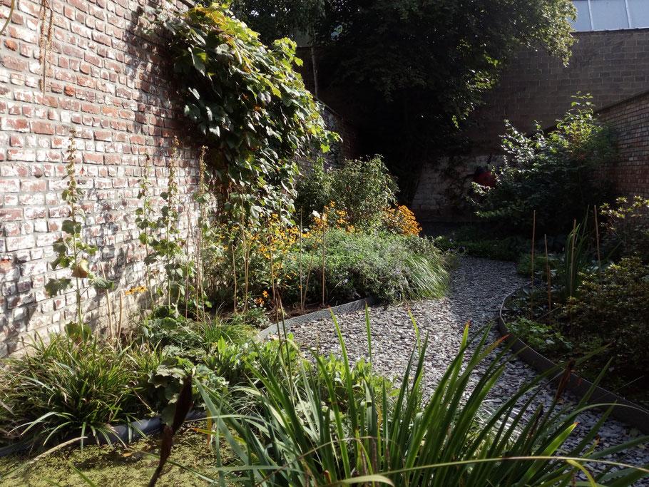 Jardinage écologique - Marguerite Ferry - Urban Garden designer - Bruxelles - Blog Jardin Belgique
