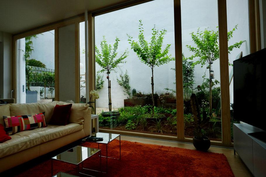 Conseil paysagiste petit jardin - Marguerite Ferry - Urban Garden Designer - Brussels - Blog Jardin Belgique