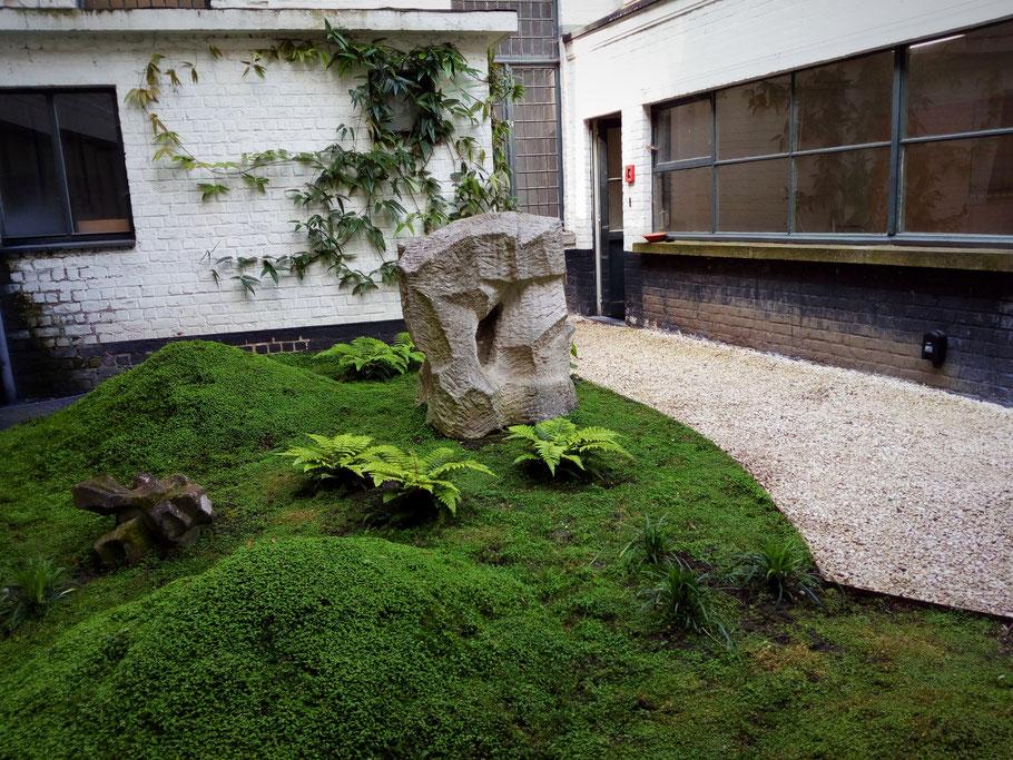 Jardin Esprit Zen - Marguerite Ferry - Urban Garden Designer - Blog Jardin Belgique