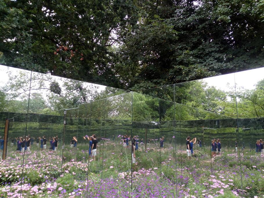 Festival international des jardins - Chaumont Sur Loire - Marguerite Ferry - Urban Garden Designer - Blog Jardin Belgique