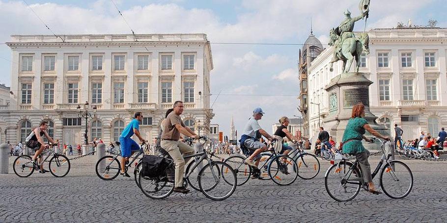 Pollution Bruxelles - Journée sans voiture - Marguerite Ferry - Urban Garden Designer - Bruxelles - Blog Jardin Belgique