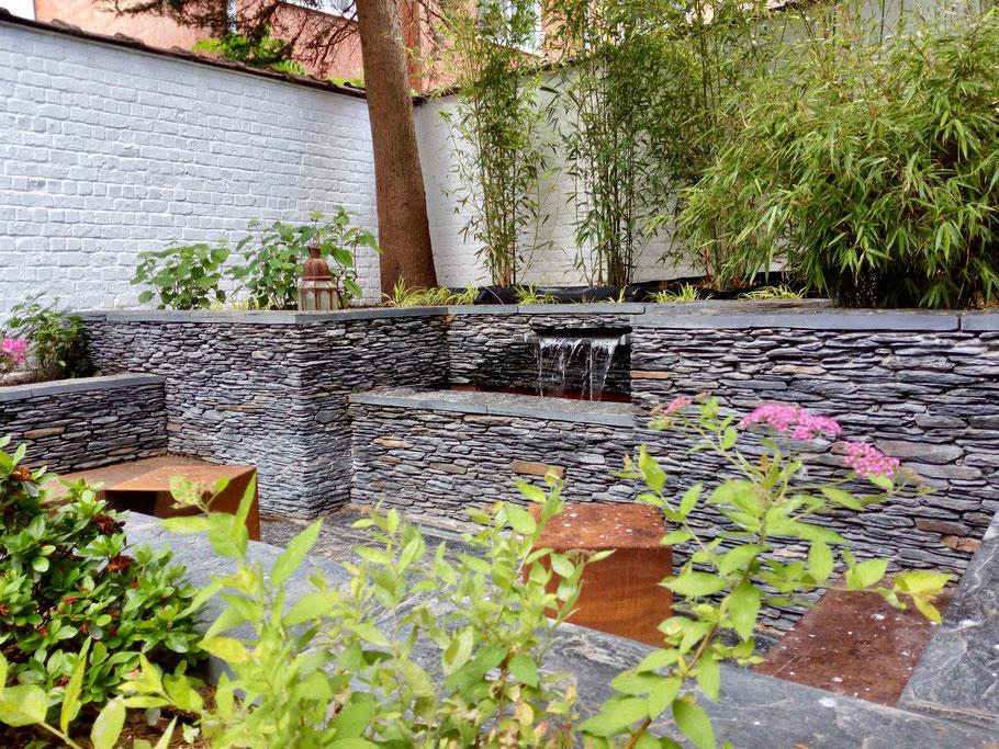 Jardin minéral - Blog Jardin Belgique - Marguerite Ferry - Urban Garden Designer - Bruxelles