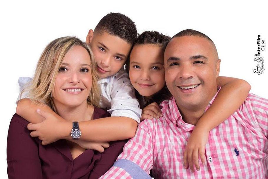 foto de familia en Interfilm