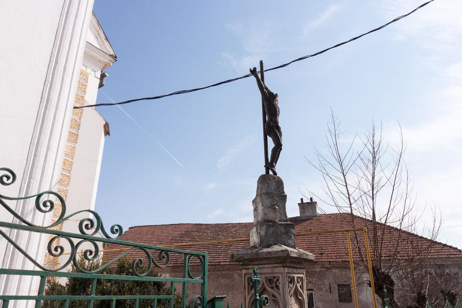Gilău – eine kleine Gemeinde im Kreis Cluj. (c) Salomé Weber
