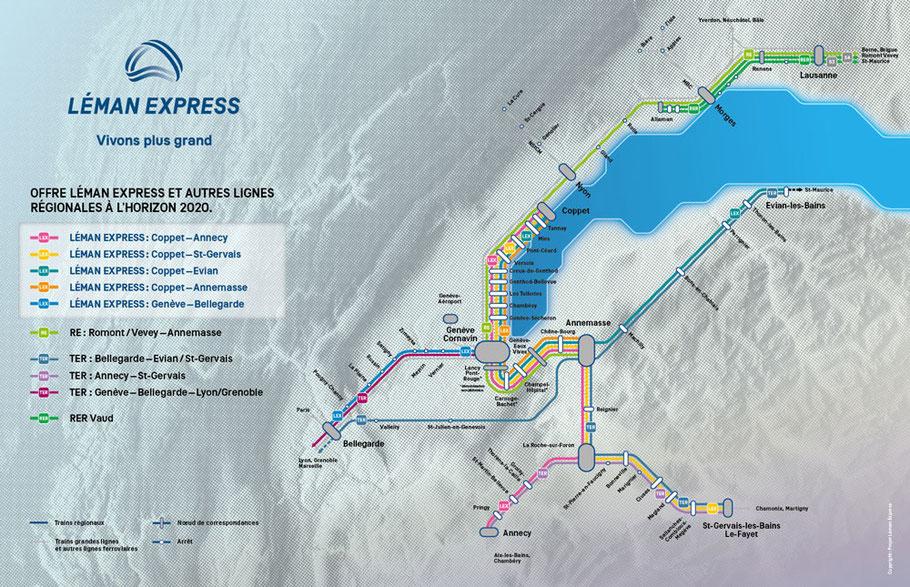 Réseaux Léman Express