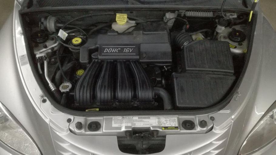 Kit éthanol sur Chrysler PT Cruiser 2.0