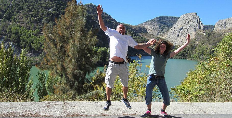 Spanien Individualreise, Andalusien Reise