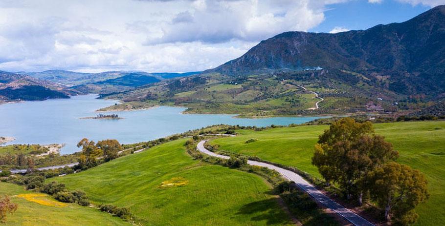 Individualreise durch Andalusien, Wanderreise Südspanien, Natur Andalusien
