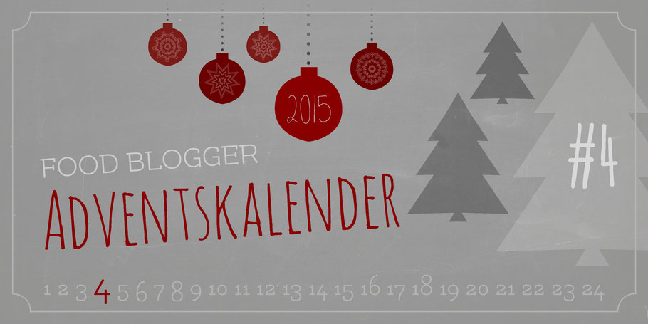 Food Blogger Adventskalender 2015