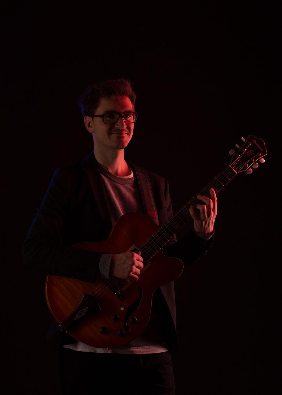 Raphael Käfer Gitarre