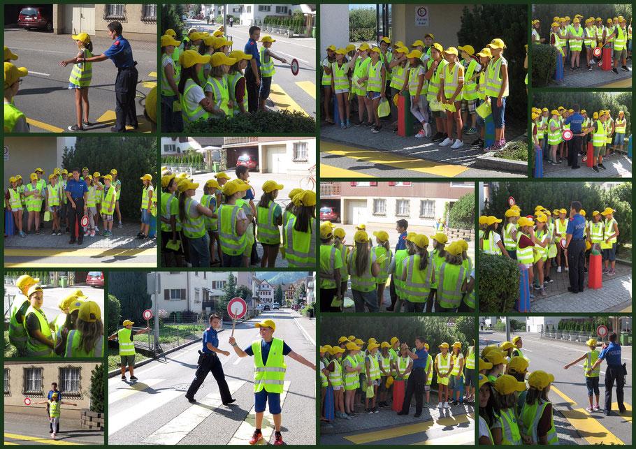 Ausbildung Lotsen - 17. August 2017