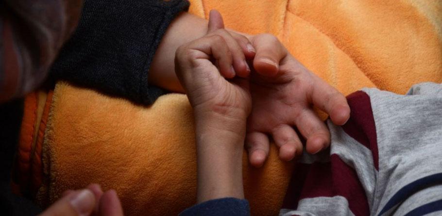 Ambulante Betreuung von schwerkranken Kindern © Alfred Herrmann