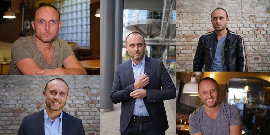 Schauspieler und Regisseur Karsten Morschett