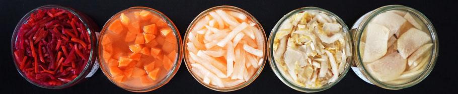 FAQ Sauer macht glücklich Fermentation, milchsaures gemüse