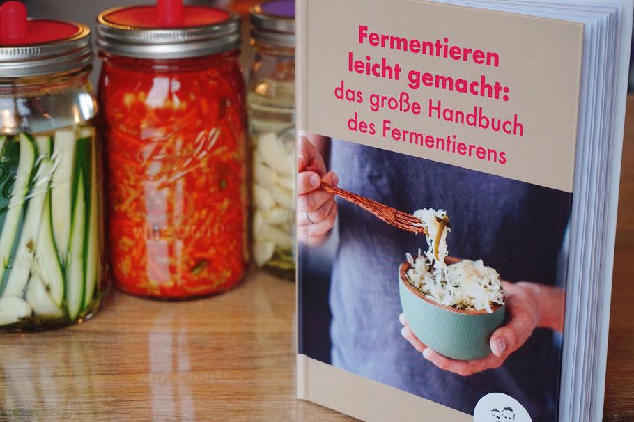 Fermentationsbuch sauer macht glücklich Fermentieren leicht gemacht - Das große Handbuch des Fermentierens!