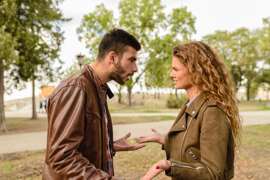 Streit Kommunikation