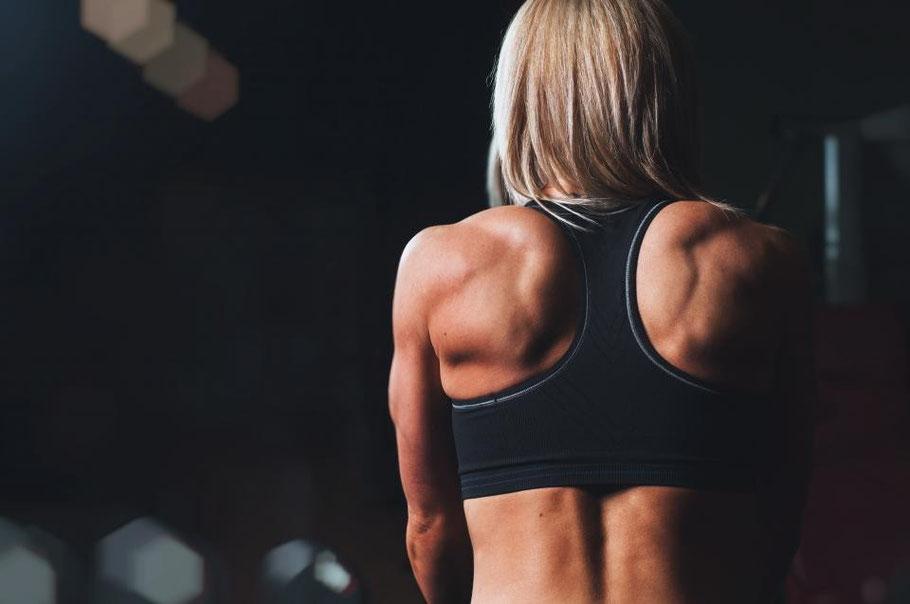 Bild: Fitness und Matcha