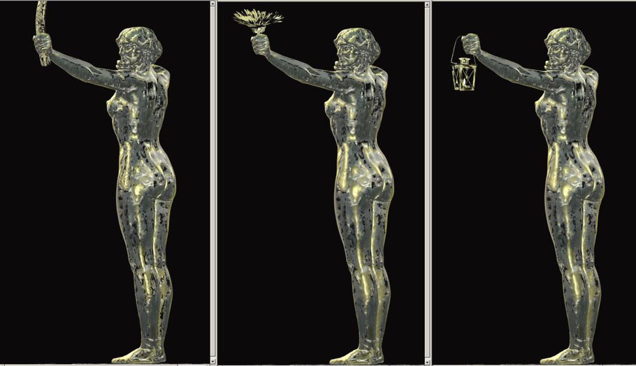 Dreiklang, Triptychon
