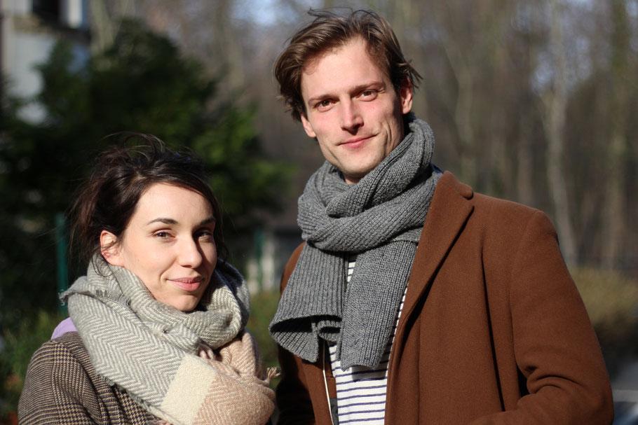 Julia Preuß und Alexander Pensel haben die 165 Andersen-Märchen und -Geschichten bei BUCHFUNK eingelesen.