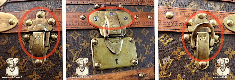 malle cabine Louis Vuitton révélation restauration expert