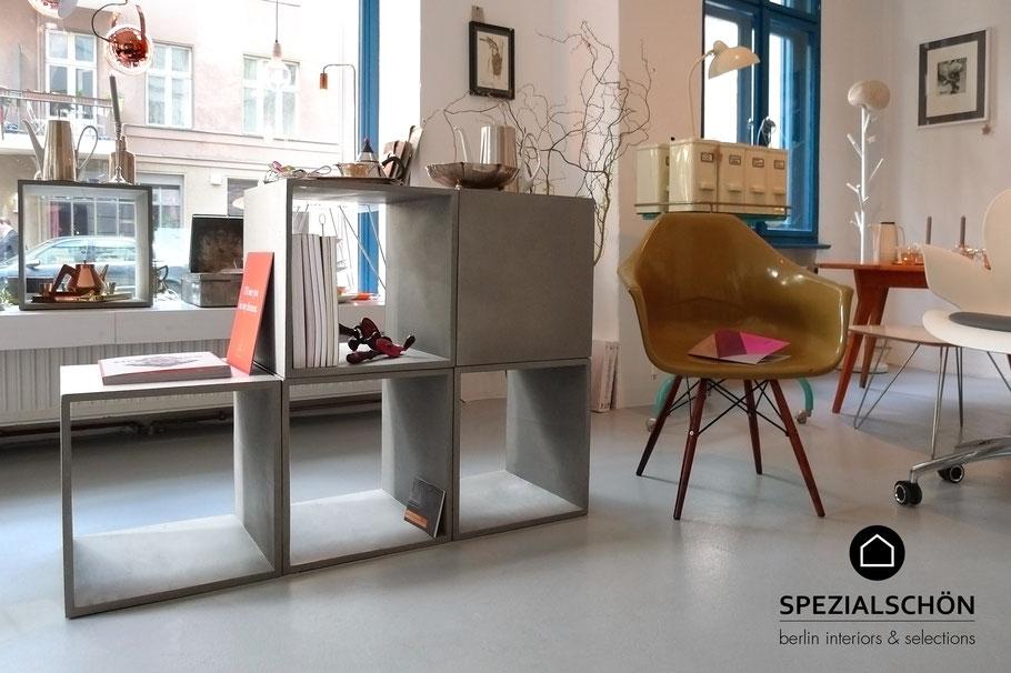betonkubus jan kurtz spezialsch n berlin interiors selections. Black Bedroom Furniture Sets. Home Design Ideas