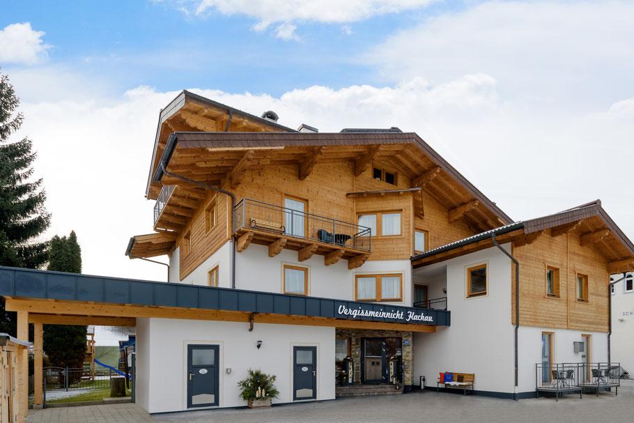 Lage - Vergissmeinnicht Ferienwohnungen Flachau