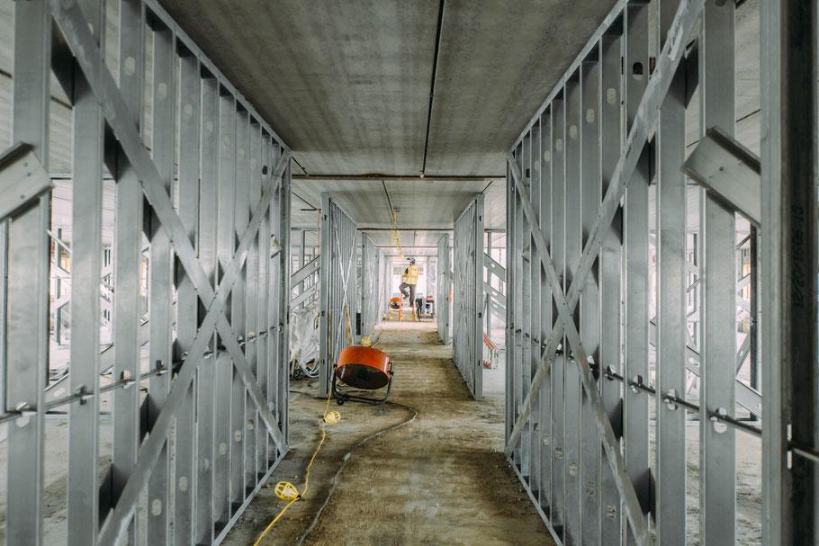 Endreinigung nach Bauarbeiten und Renovierung in Frankfurt, Darmstadt, Wiesbaden und Umgebung