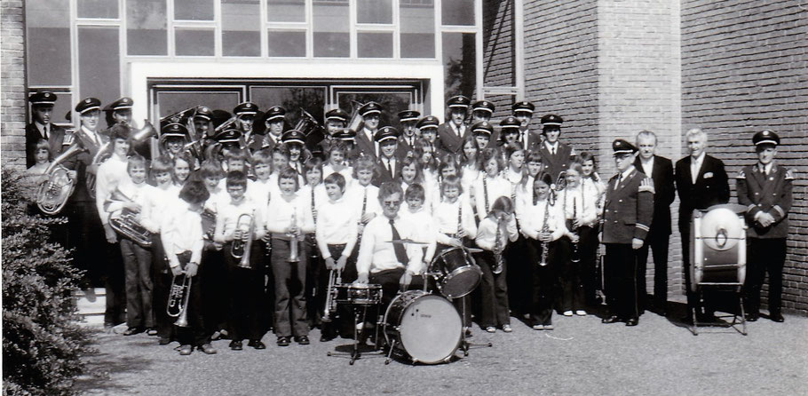 Musikverein Birgden 1974