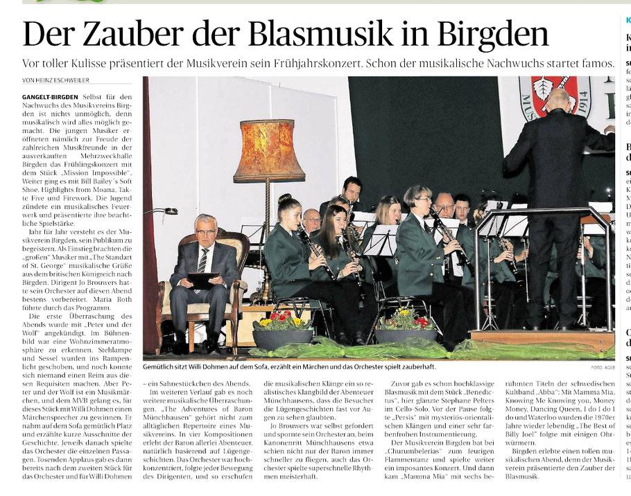 Geilenkirchener Zeitung v. 09.04.2019