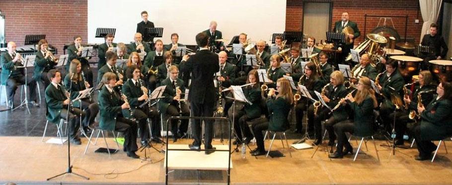 Konzertprogramme des Musikvereins Birgden