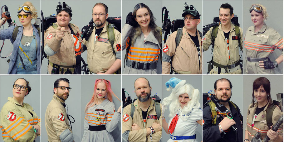 Copyright photo: Ghostbusters Dutch Division