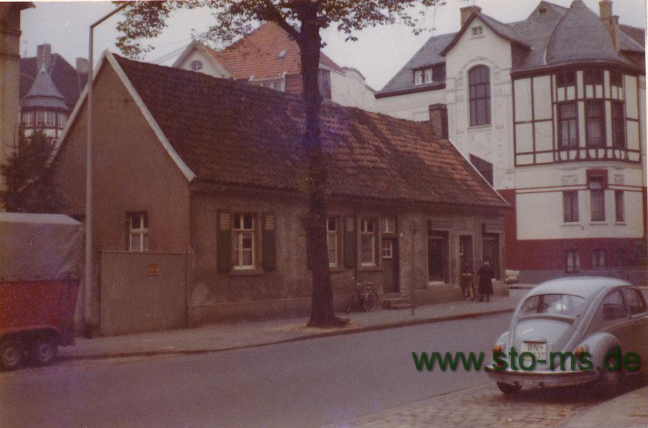 Nordstraße 31 um 1970