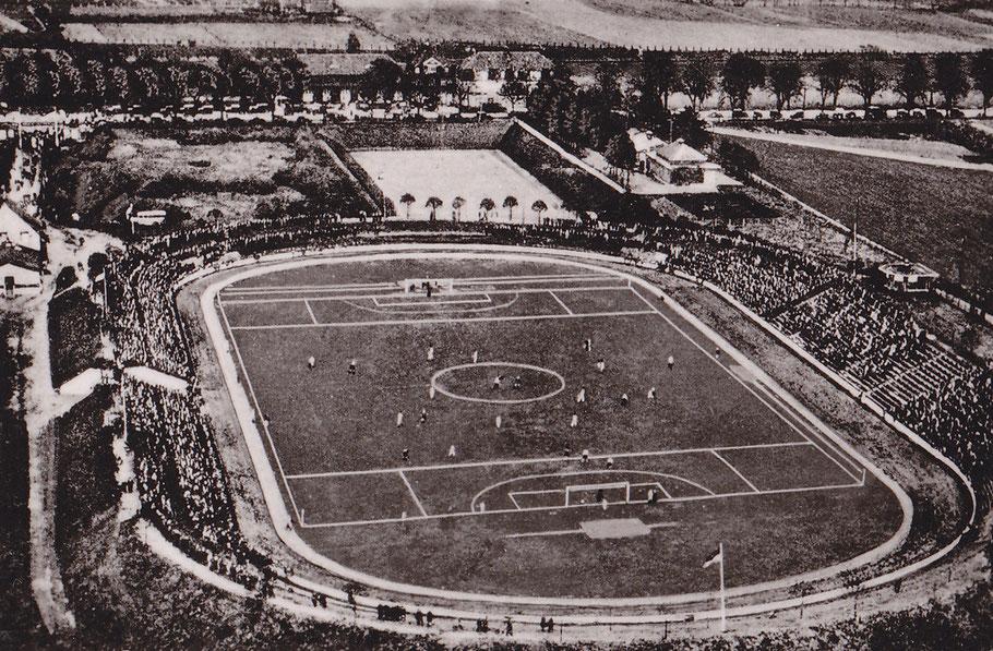 Preußenstadion um 1930