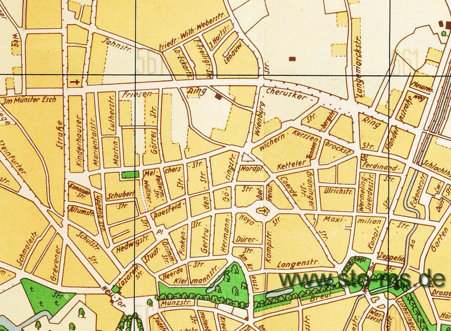 Stadtplan 1935 - 6222.284.15